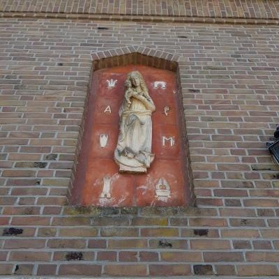 Mariabeeld - Mariabeeld-Ens-vlakje.jpg