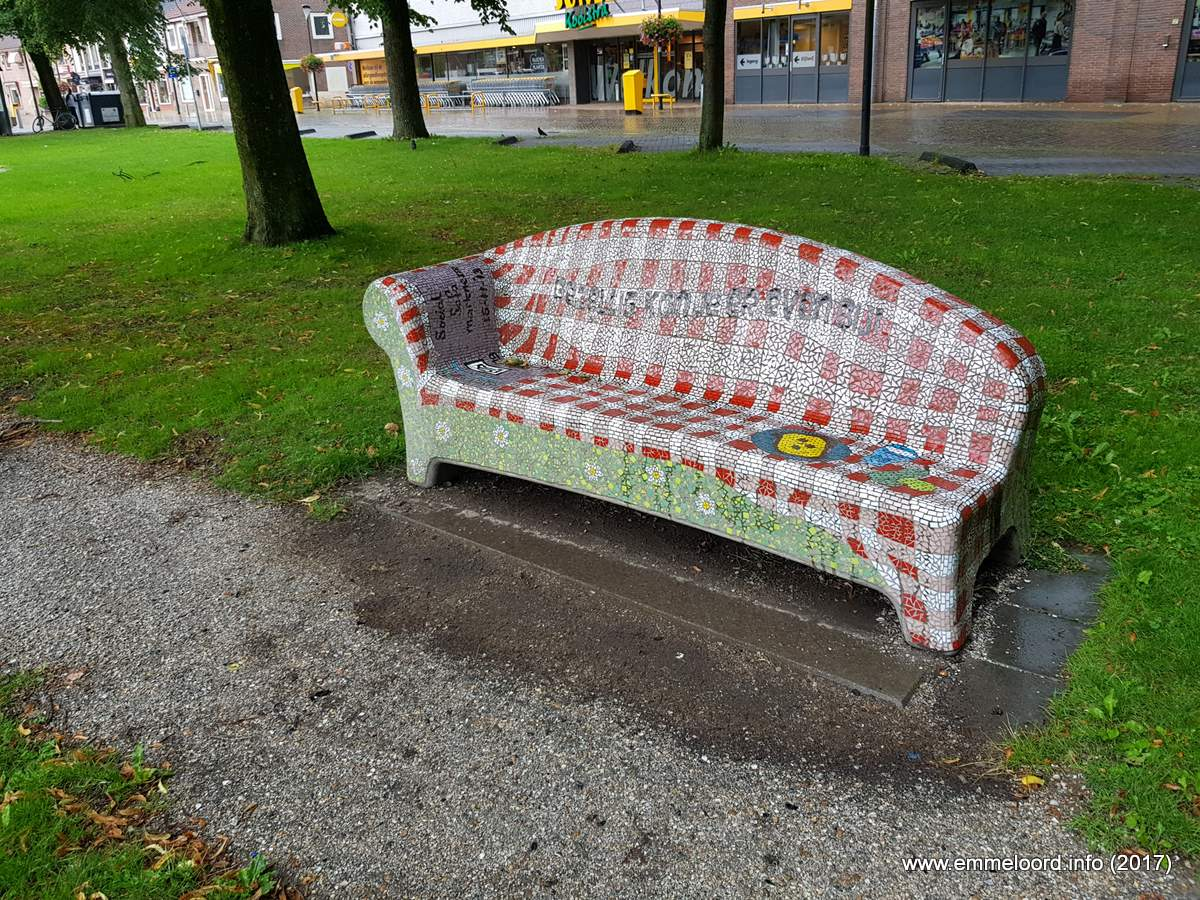 Social Sofa Marknesse
